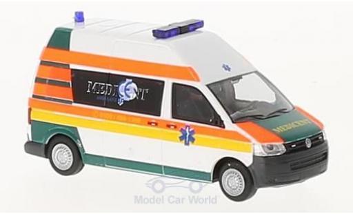 Volkswagen T5 1/87 Rietze GP Medicent Rettung Rotenburg miniature