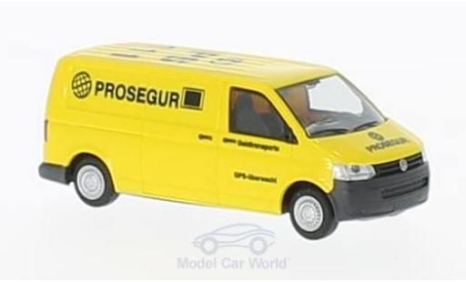 Volkswagen T5 1/87 Rietze GP Prosegur miniature