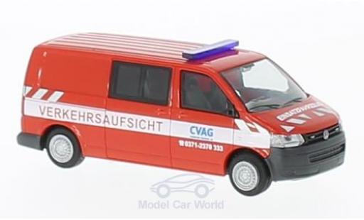 Volkswagen T5 1/87 Rietze GP Verkehrsaufsicht Chemnitz miniature