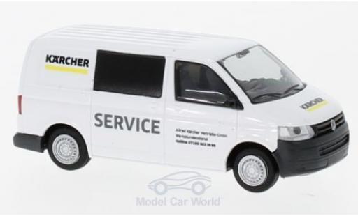 Volkswagen T5 1/87 Rietze Kärcher Service 2010 miniature