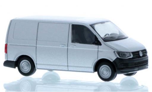 Volkswagen T6 1/87 Rietze Kasten grise court- empattement miniature