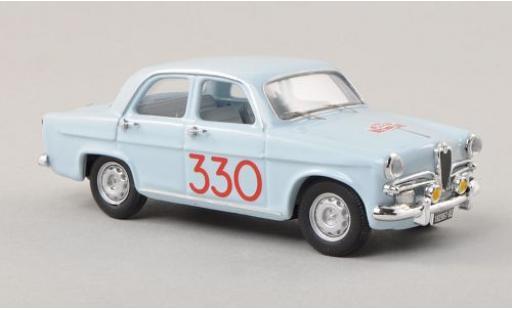 Alfa Romeo Giulietta 1/43 Rio T.I. No.330 Rallye Monte Carlo 1964 F.Pinasco/E.Sanfilippo coche miniatura