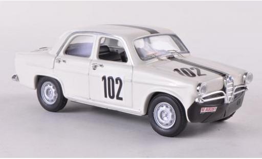 Alfa Romeo Giulietta 1/43 Rio TI No.102 Nürburgring 1963 M.Rader/H.Bergman miniature