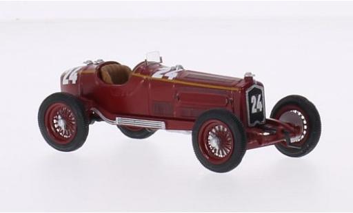 Alfa Romeo P3 1/43 Rio No.24 GP Monaco 1932 B.Boracchini miniature