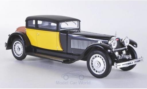 Bugatti 41 1/43 Rio Royale jaune/noire 1929 Weymann miniature