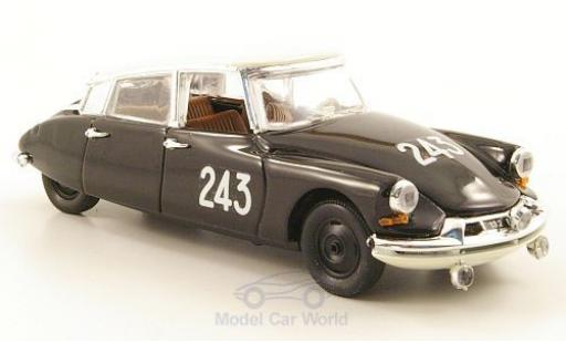 Citroen DS 19 1/43 Rio No.243 Mille Miglia 57 miniature