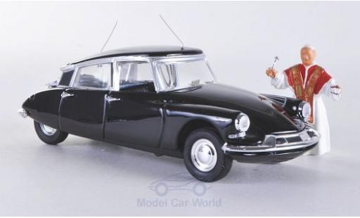 Citroen DS 19 1/43 Rio 19 Prestige Papa Giovanni XXIII 1958 miniature