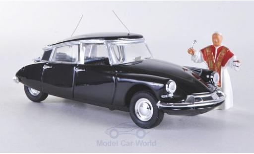 Citroen DS 19 1/43 Rio 19 Prestige Papa Giovanni XXIII 1958 diecast
