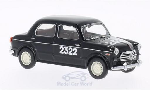 Fiat 1100 1955 1/43 Rio /103 No.2322 Mille Miglia 1955 P.Tagliani/F.de Angelis diecast