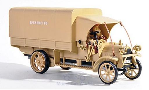 Fiat 18 1/43 Rio BL 1919 Italienische Armee coche miniatura