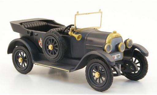 Fiat 501 1/43 Rio S 1915 Saetta du RE coche miniatura