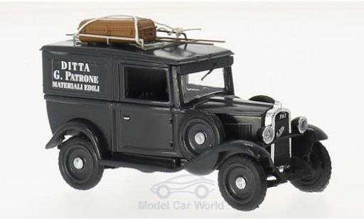 Fiat Balilla 1/43 Rio DITTA G.Patrone 1936 miniature