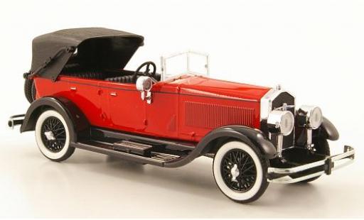 Isotta Fraschini 1/43 Rio 8A rojo/negro RHD 1924 coche miniatura