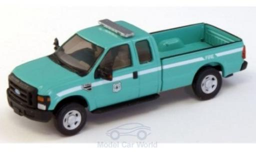Ford F-250 1/87 River Point XLT Super Cab U.S. Forest Service Fire 2008 miniature
