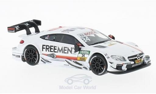 Mercedes Classe C DTM 1/43 RMZ Hobby AMG C 63 No.34 E.Ocon diecast model cars