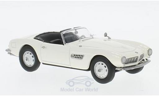 Bmw 507 1/43 Schuco beige 1956 modellino in miniatura