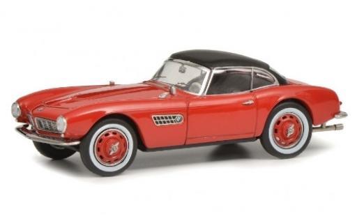 Bmw 507 1/43 Schuco rouge/noire miniature