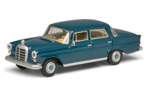 Mercedes 200 1/64 Schuco D (W120) verte Tailfin miniature