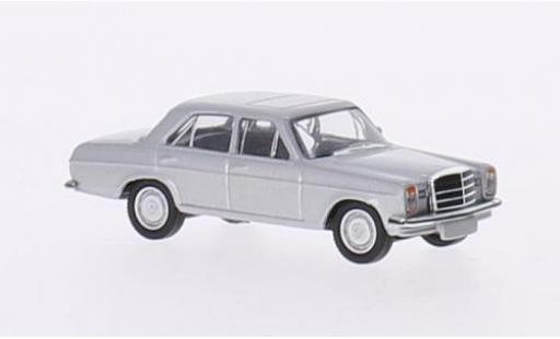 Mercedes 200 1/87 Schuco (W115) grise Strichacht (/8) miniature