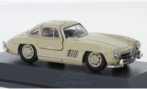 Mercedes 300 1/43 Schuco SL beige