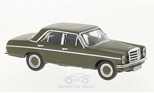 Mercedes /8 1/87 Schuco - Bundeswehr Kommandeurswagen diecast model cars