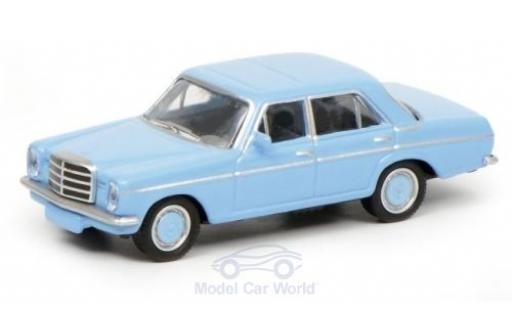 Mercedes /8 1/87 Schuco blue diecast model cars
