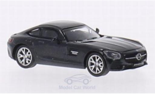 Mercedes AMG GT 1/87 Schuco S (C190) metallise anthrazit diecast model cars