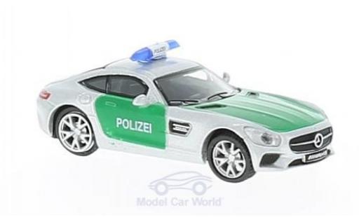 Mercedes AMG GT 1/87 Schuco S Polizei diecast model cars