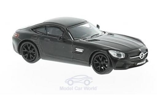 Mercedes AMG GT 1/87 Schuco S black diecast model cars