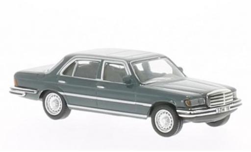 Mercedes Classe S 1/87 Schuco (W116) grise miniature