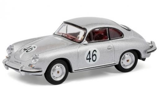 Porsche 356 1/64 Schuco Carrera 2 C No.46 miniature