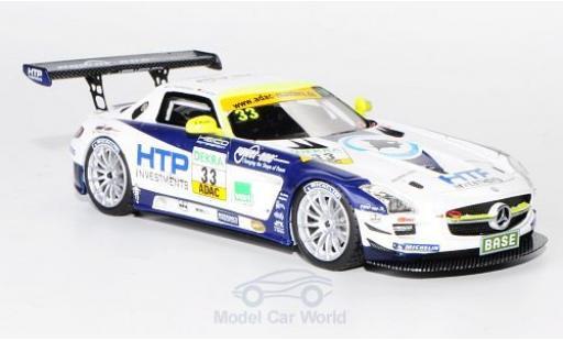 Mercedes SLS 1/43 Schuco ProR AMG GT3 No.33 Heico Motorsport ADAC GT Masters 2011 C.Frankenhout miniature