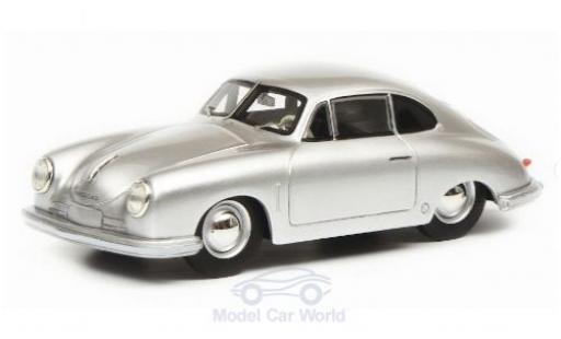 Porsche 356 1/18 Schuco ProR Gmünd grey diecast