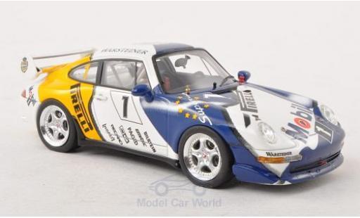Porsche 993 SC 1/43 Schuco ProR 911  Cup No.1 VIP Car Supercup 1996 miniature