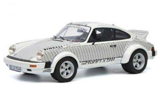 Porsche 911 1/43 Schuco ProR x Röhrl diecast model cars