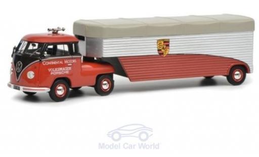 Volkswagen T1 1/18 Schuco ProR b Renntransporter Continental Motors miniature