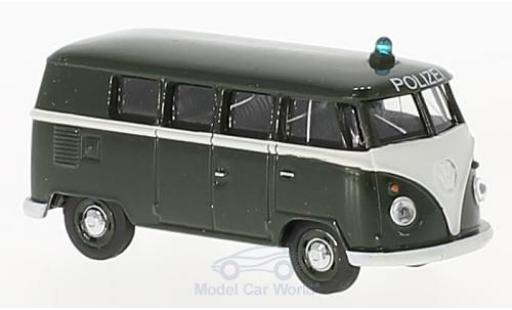 Volkswagen T1 B 1/64 Schuco us Polizei diecast model cars