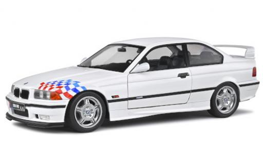 Bmw M3 1/18 Solido LTW (E36) blanche/Dekor 1995