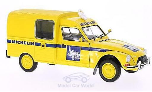 Citroen Acadiane 1/18 Solido Michelin miniature