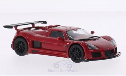 Gumpert Apollo 1/43 Solido rouge miniature