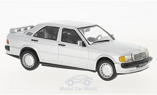 Mercedes 190 E 1/43 Solido 2.3-16 (W201) grey 1984 diecast model cars