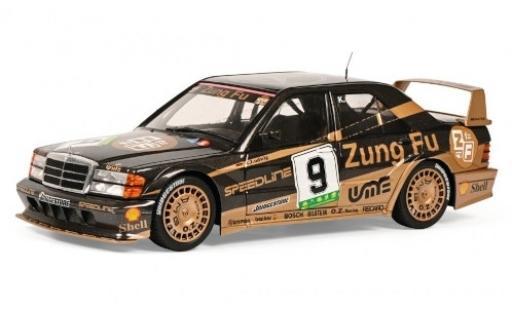 Mercedes 190 1/18 Solido E 2.5-16 EVO 2 No.9 Zung Fu GP Macau 1991 K.Ludwig miniature
