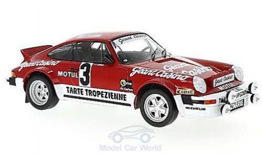 Porsche 930 SC 1/18 Solido SC Gr.4 No.3 Rallye D Armor 1979 B.Beguin/J.Lenne miniature