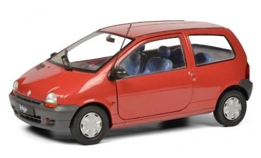 Renault Twingo 1/18 Solido I red 1993 diecast model cars