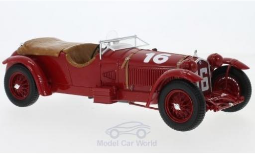 Alfa Romeo 8C 1/18 Spark No.16 24h Le Mans 1931 L.Howe/H.Birkin diecast