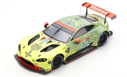Aston Martin Vantage 1/18 Spark AMR No.95 Racing 24h Le Mans 2020 M.Sorensen/N.Thiim/R.Westbrook miniature