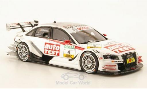 Audi A4 DTM 1/43 Spark DTM No.4 DTM 2011 T.Scheider diecast