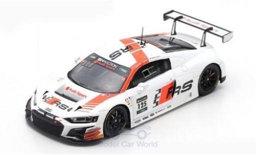 Audi R8 1/43 Spark LMS GT3 No.125 Sport Team Absolute Racing 10H Suzuka 2019 M.Winkelhock/C.Haase/C.Mies miniature