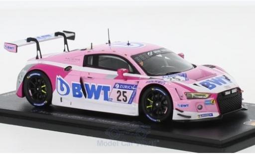 Audi R8 1/43 Spark LMS No.25 Sport Team BWT 24h Nürburgring 2018 S.Mücke/C.Jöns/M.Fässler/P.Kaffer miniature