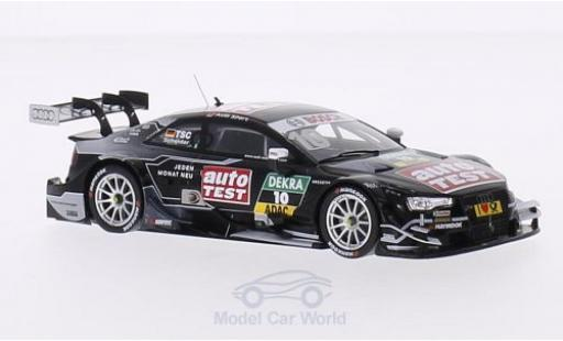 Audi RS5 DTM 1/43 Spark No.10 Sport Team Phoenix Auto Test T.Scheider diecast model cars